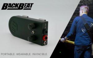 BackBeat subwoofer