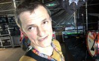 Pol'and'Rock Festival 2018 behind the scenes: Grzegorz Książkiewicz from the band Snowman