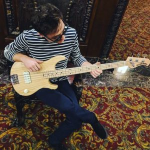 Joe Dart New Musicman