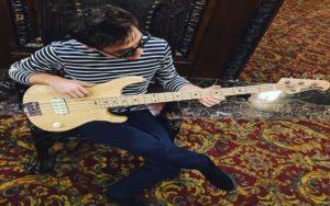 Joe Dart New Musicman OW