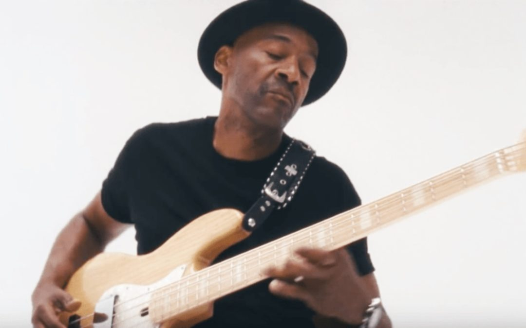 Marcus Miller music video for Que sera sera