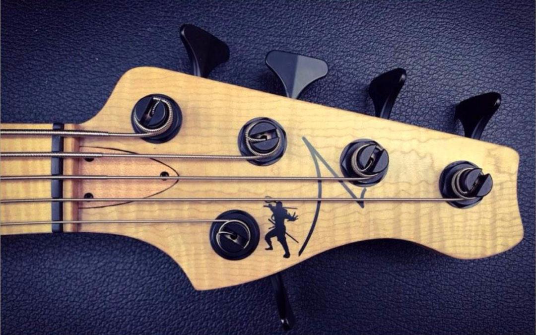 New Richard Bona signature bass by MARKBASS