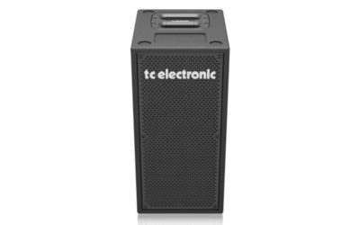 TC Electronic BC208: new bass cabinet