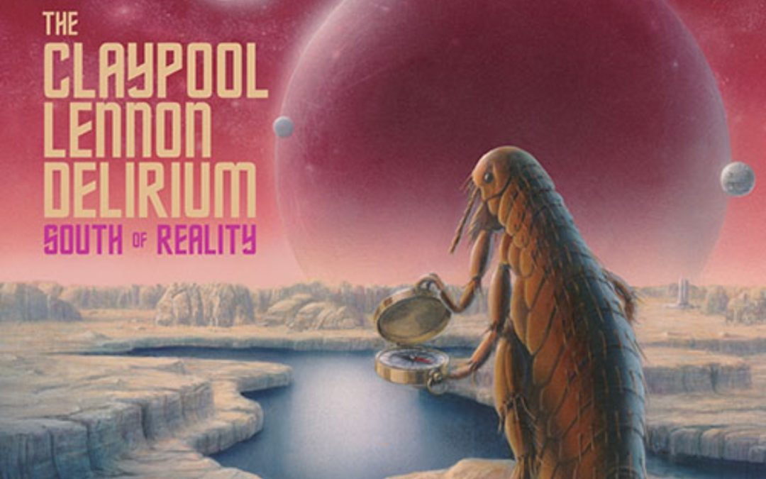 Les Claypool and the son of John Lennon to release their second full-length album together