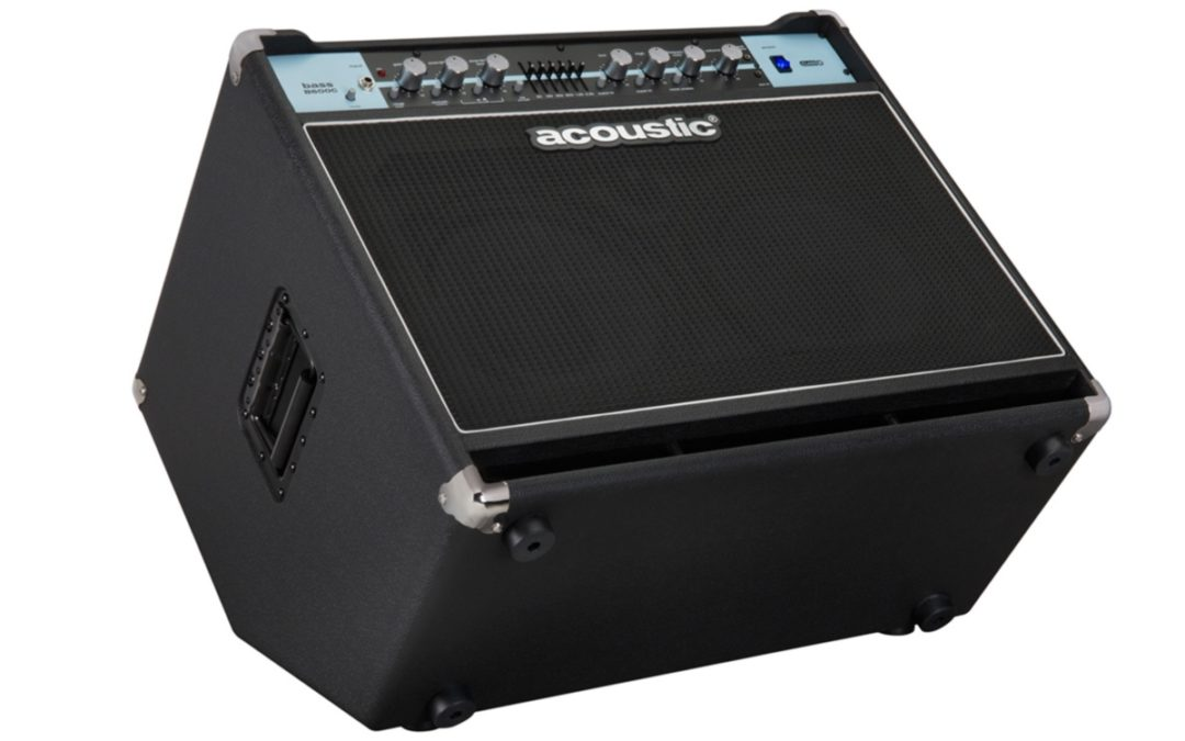 New C-series bass combos from Acoustic amplification
