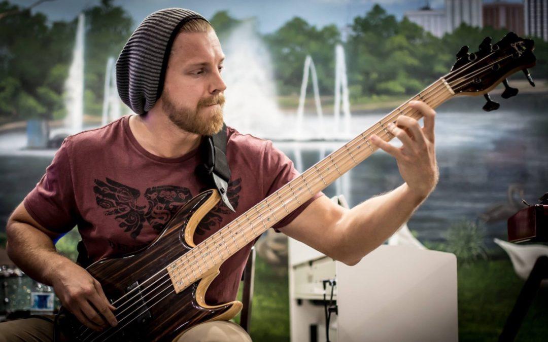 Hadrien Feraud at the Bass&Beat Festival 2018 in Poland