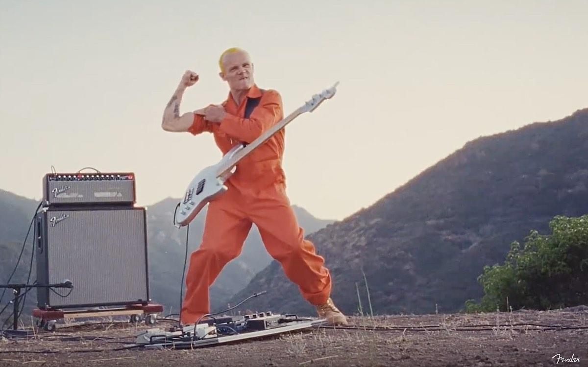 New Flea signature bass