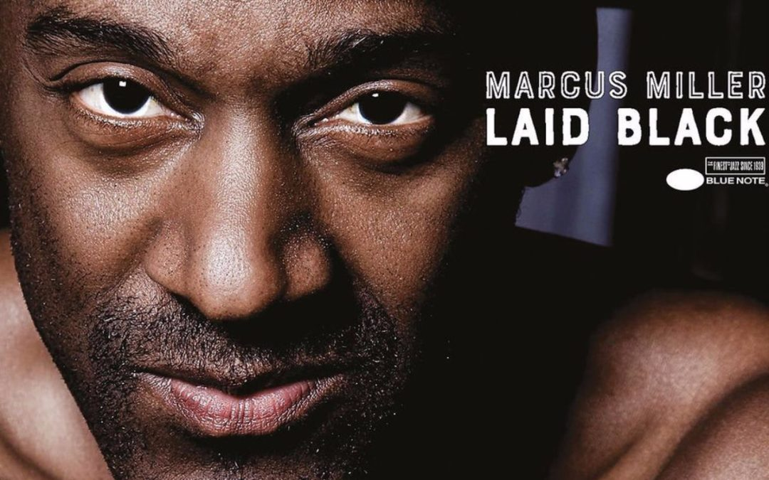 Marcus Miller with a Grammy nomination