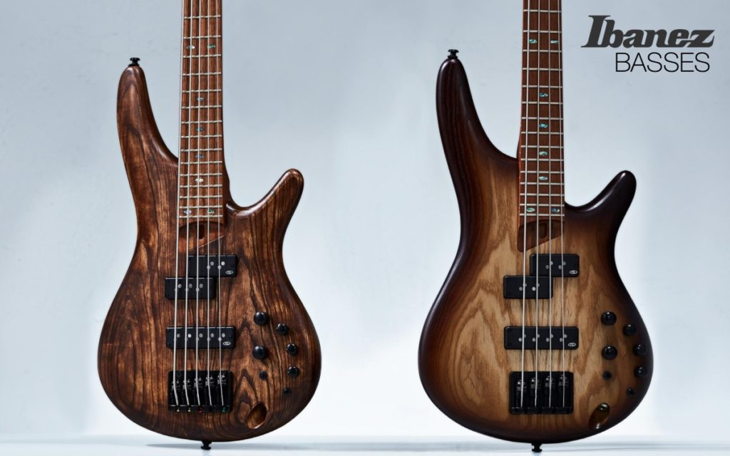 Ibanez product catalogue for 2019