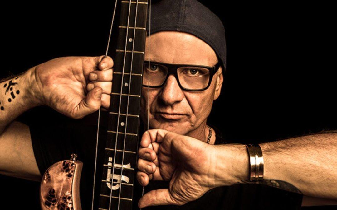 Wojtek Pilichowski at NAMM Bass Bash 2019