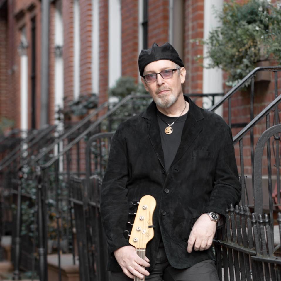 Bassist profiles: Jeff Andrews