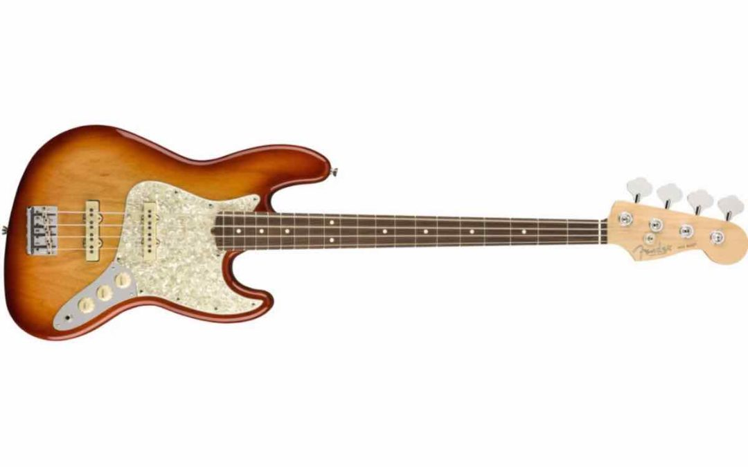 New Limited Edition Fender Jazz Bass