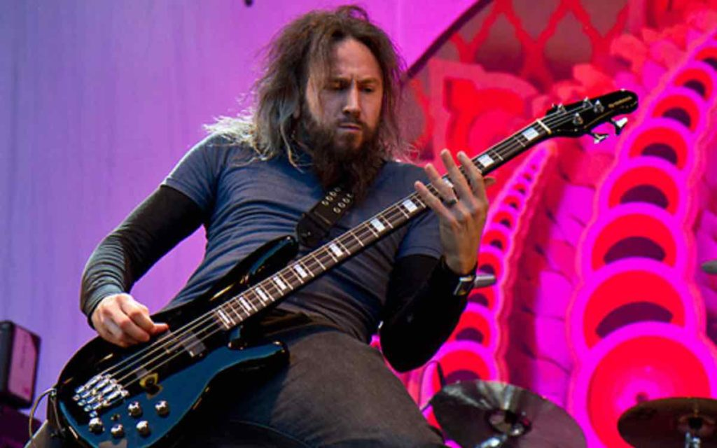 Troy Sanders to perform with Thin Lizzy