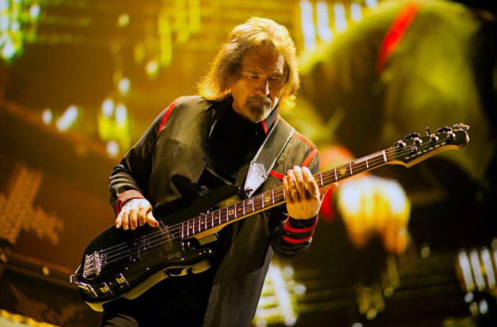Geezer Butler: Isolated Black Sabbath bass tracks