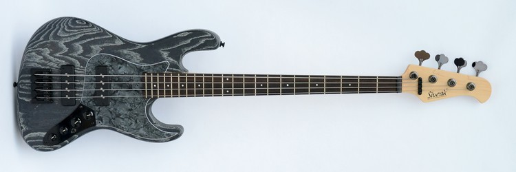 Bass guitars worth knowing: Sivcak Guitars bassguitar.beatit.tv