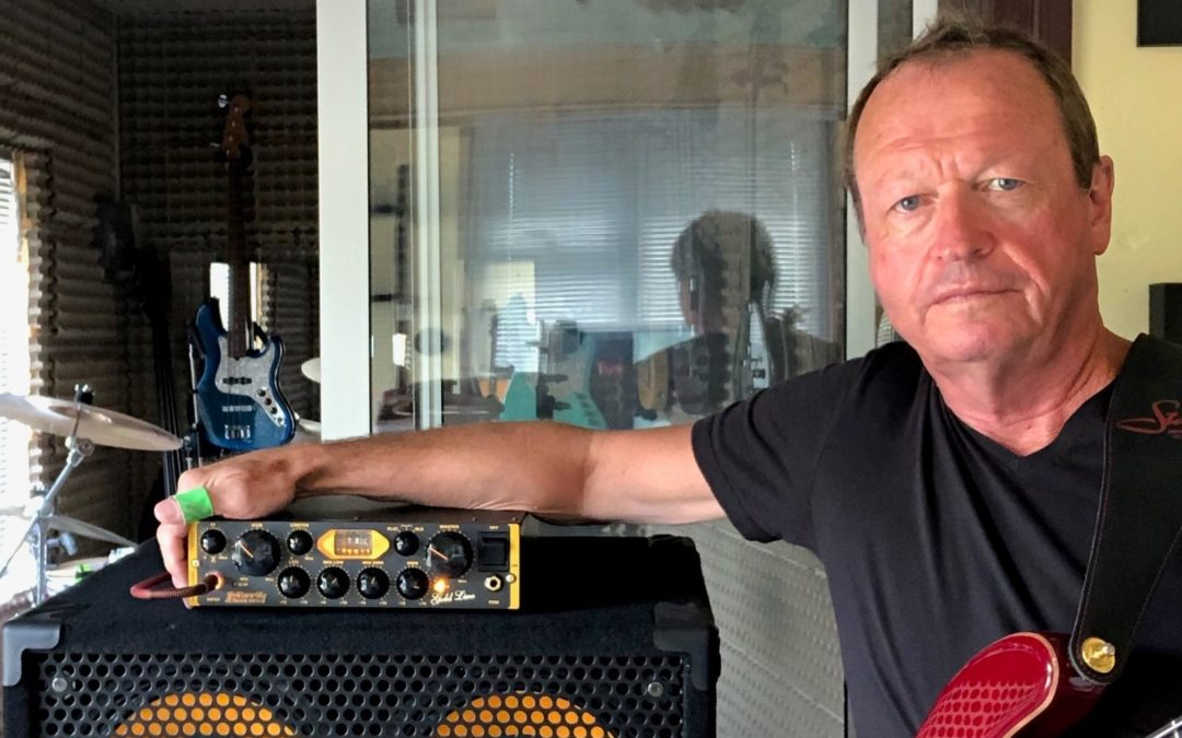Mark King of Level 42 joins Markbass Family