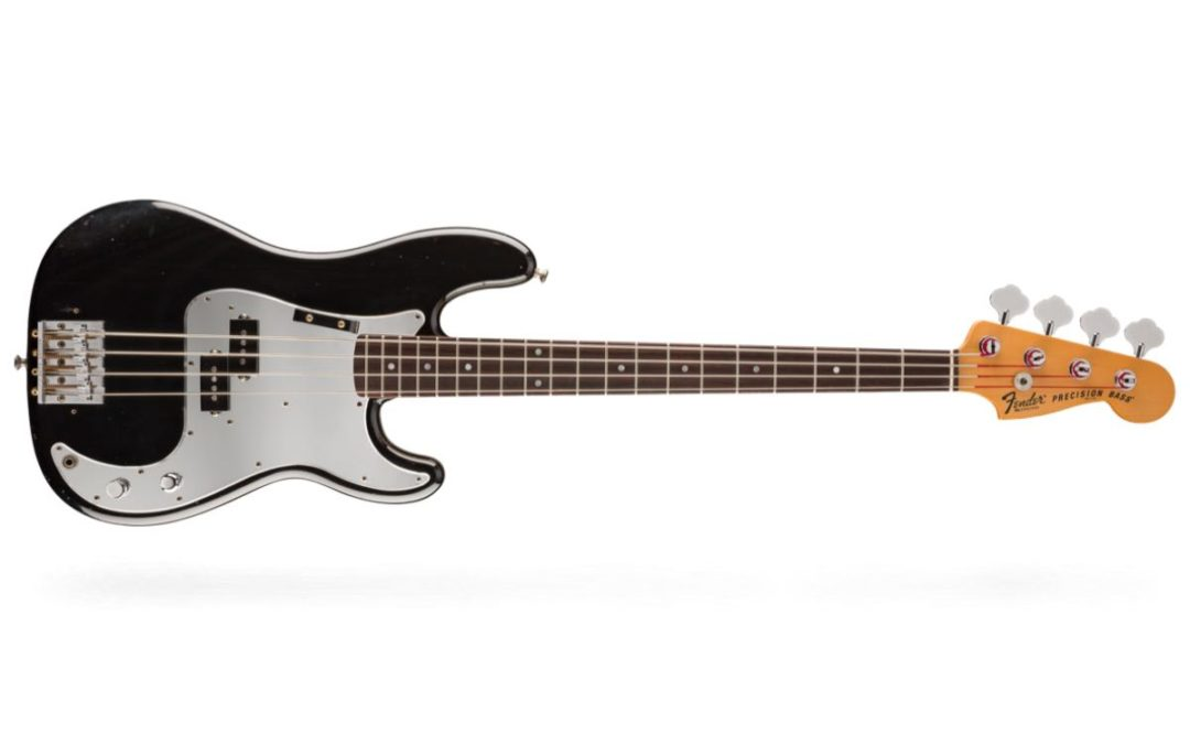 Phil Lynott Signature P Bass from Fender