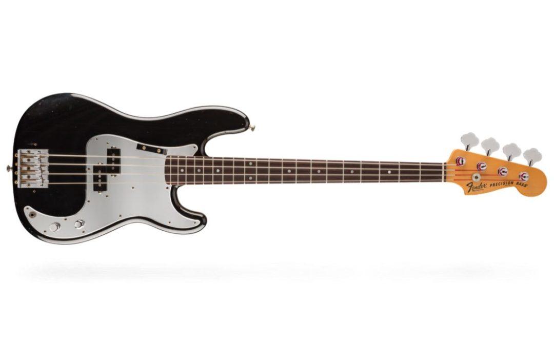 Phil Lynott Signature P Bass from Fender