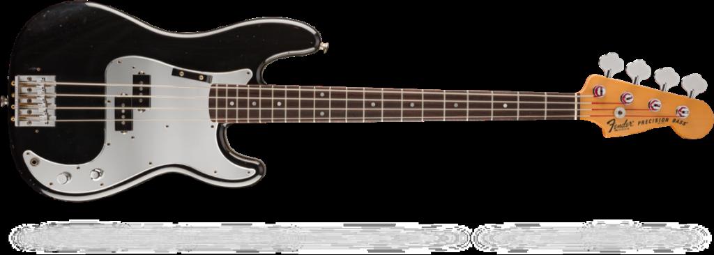 Fender Limited Edition Phil Lynott Signature Precision Bass