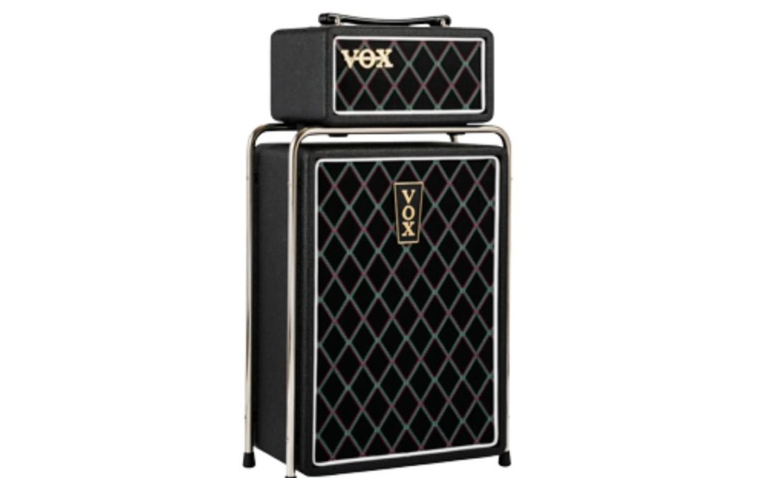 New from Vox: Mini Superbeetle Bass Amp