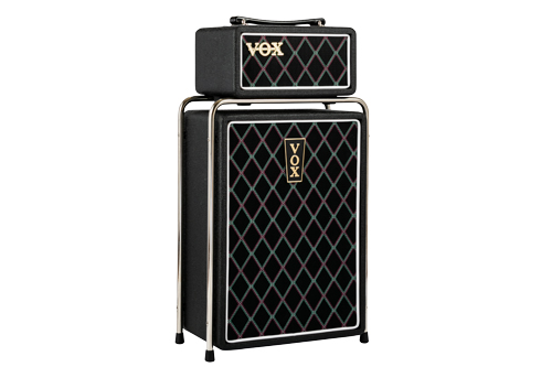 New bass amp from Vox: the Mini Superbeetle