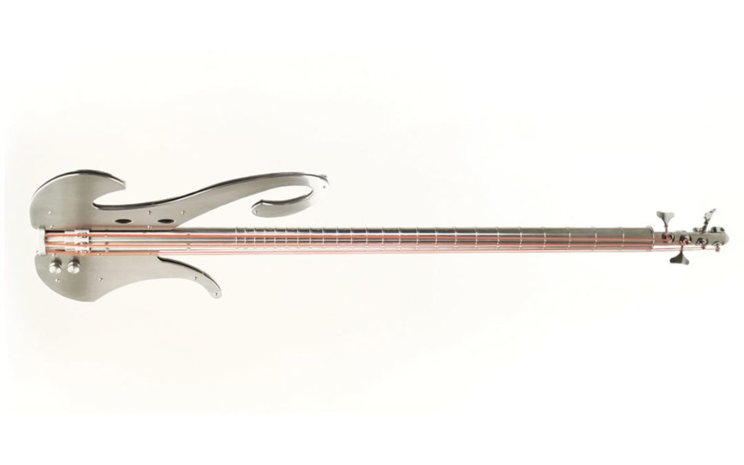 Bass gear worth knowing: Stash Stainless Steel Bass