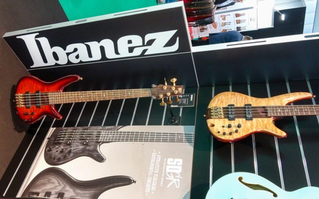 Musicpark Leipzig 2019: Ibanez
