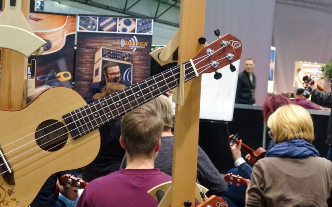 Musicpark Leipzig 2019: Ortega Guitars